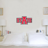 1 ft x 2 ft Fan WallSkinz-A State