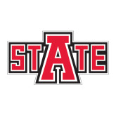 Large Decal-A State, 12 in W