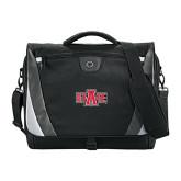 Slope Compu Black/Grey Messenger Bag-A State