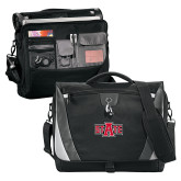 Slope Black/Grey Compu Messenger Bag-A State
