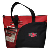 Excel Red Sport Utility Tote-A State