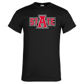 Black T Shirt-A State