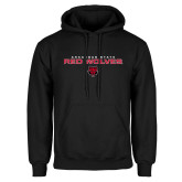 Black Fleece Hood-Arkansas State Red Wolves Block