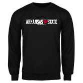 Black Fleece Crew-Arkansas State Red Wolves