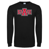 Black Long Sleeve TShirt-A State