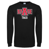 Black Long Sleeve TShirt-Track