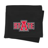 Black Sweatshirt Blanket-A State