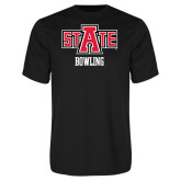 Syntrel Performance Black Tee-Bowling