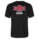 Performance Black Tee-Grandpa