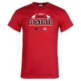 Red T Shirt-AState 2018 Arizona Bowl