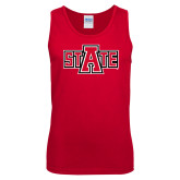 Red Tank Top-A State