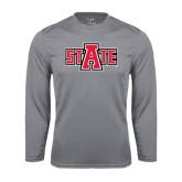 Syntrel Performance Steel Longsleeve Shirt-A State