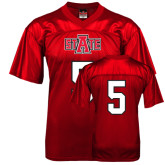 Replica Red Adult Football Jersey-#5