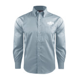 Red House Lt Blue Long Sleeve Shirt-A State