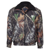 Mossy Oak Camo Challenger Jacket-Red Wolf Head