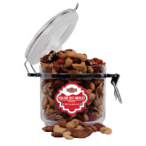 Deluxe Nut Medley Round Canister-A State