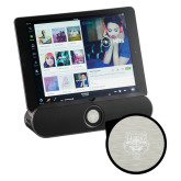 ifedelity Rollbar Bluetooth Speaker Stand-Wolf Head