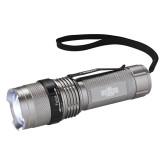 Mini Tactical Dual Output Titanium Flashlight-A State Engraved