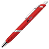 Milo Red Pen w/Blue Ink-Red Wolf Head w/A State