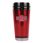 Solano Acrylic Red Tumbler 16oz-A State