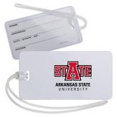 Luggage Tag-University Mark