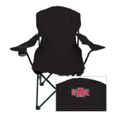 Deluxe Black Captains Chair-A State