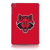 iPad 4 Mini Case-Red Wolf Head