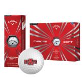Callaway Chrome Soft Golf Balls 12/pkg-A State