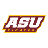 Large Decal-ASU Pirates, 12 inches tall