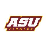 Small Decal-ASU Pirates, 6 inches tall