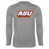 Syntrel Performance Steel Longsleeve Shirt-ASU Pirates