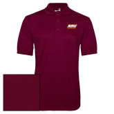 Maroon Dry Mesh Polo-ASU Pirates