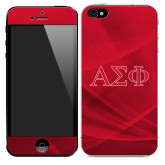 iPhone 5/5s Skin-Greek Letters