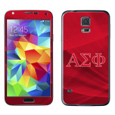 Galaxy S5 Skin-Greek Letters
