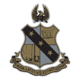 Large Decal-Coat of Arms, 12 inches tall