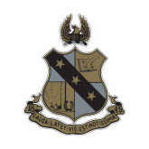 Small Decal-Coat of Arms, 6 inches tall