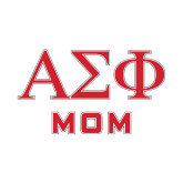 Mom Decal-Greek Letters