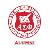 Alumni Decal-Seal, 6 inches wide