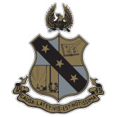Extra Large Decal-Coat of Arms, 18 inches tall