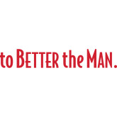 Super Large Decal-To The Better Man, 24 inches wide