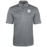 Nike Golf Dri Fit Charcoal Heather Polo-Seal