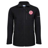 Columbia Ascender Softshell Black Jacket-Seal