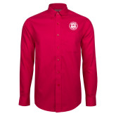 Red House Red Long Sleeve Shirt-Seal