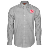 Red House Grey Plaid Long Sleeve Shirt-Seal