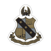 Small Magnet-Coat of Arms, 6 inches tall