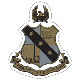 Extra Large Magnet-Coat of Arms, 18 inches tall
