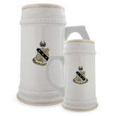 Full Color Decorative Ceramic Mug 22oz-Coat of Arms