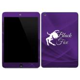 iPad Mini 3 Skin-Black Fox Logo