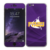 iPhone 6 Skin-PVAMU Twirling Thunder Logo
