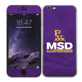 iPhone 6 Skin-MSD w/ PVAM Logo